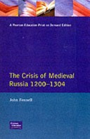 The crisis of medieval Russia, 1200-1304