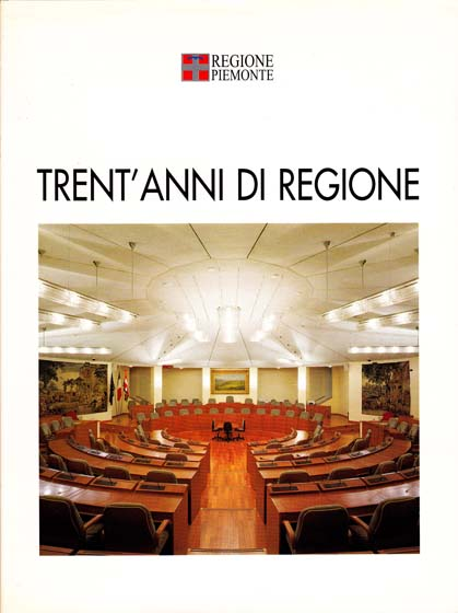 Trent'anni di Regione (1970-2000)
