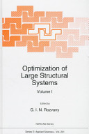Optimization of Large Structural Systems. Vol. 1-2