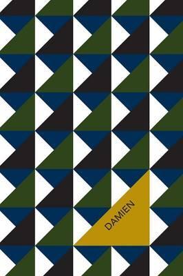 Etchbooks Damien, Qbert, Wide Rule, 6 X 9', 100 Pages