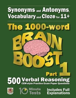 Synonyms and Antonyms, Vocabulary and Cloze