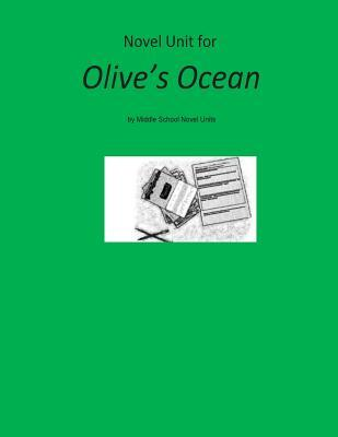 Novel Unit for Olive's Ocean