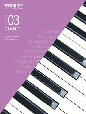 Trinity College London Piano Exam Pieces & Exercises 2018-2020 Grade 3