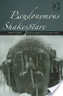 Pseudonymous Shakespeare