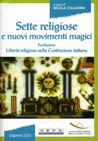 Sette religiose e nuovi movimenti magici