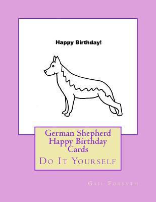 German Shepherd Happ...