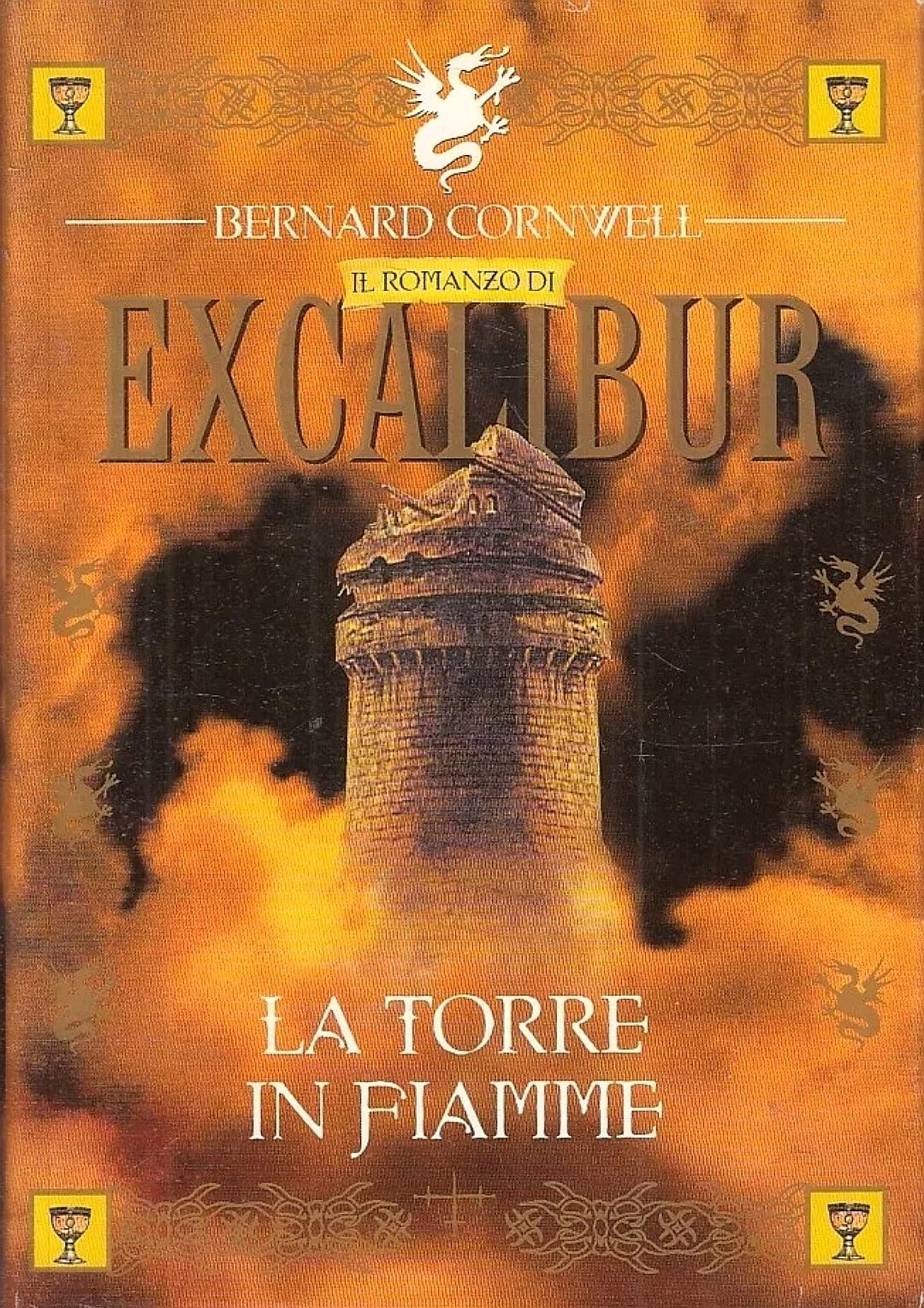 Il romanzo di Excalibur, vol. 3