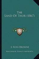 The Land of Thor (1867) the Land of Thor (1867)