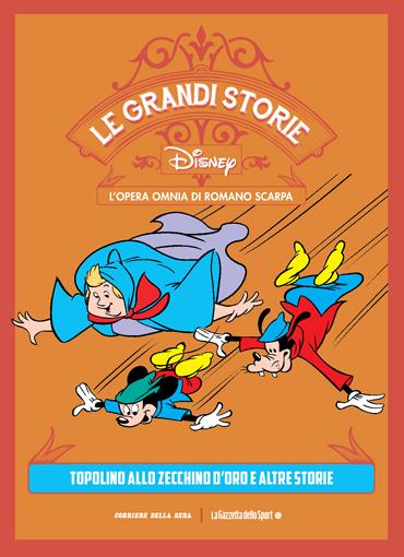 Le grandi storie Disney - L'opera omnia di Romano Scarpa vol. 20