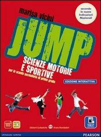 Jump. Con Diario salute. Ediz. interattiva. Per la Scuola media. Con e-book. Con espansione online