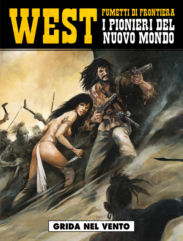 WEST - Fumetti di frontiera n. 9
