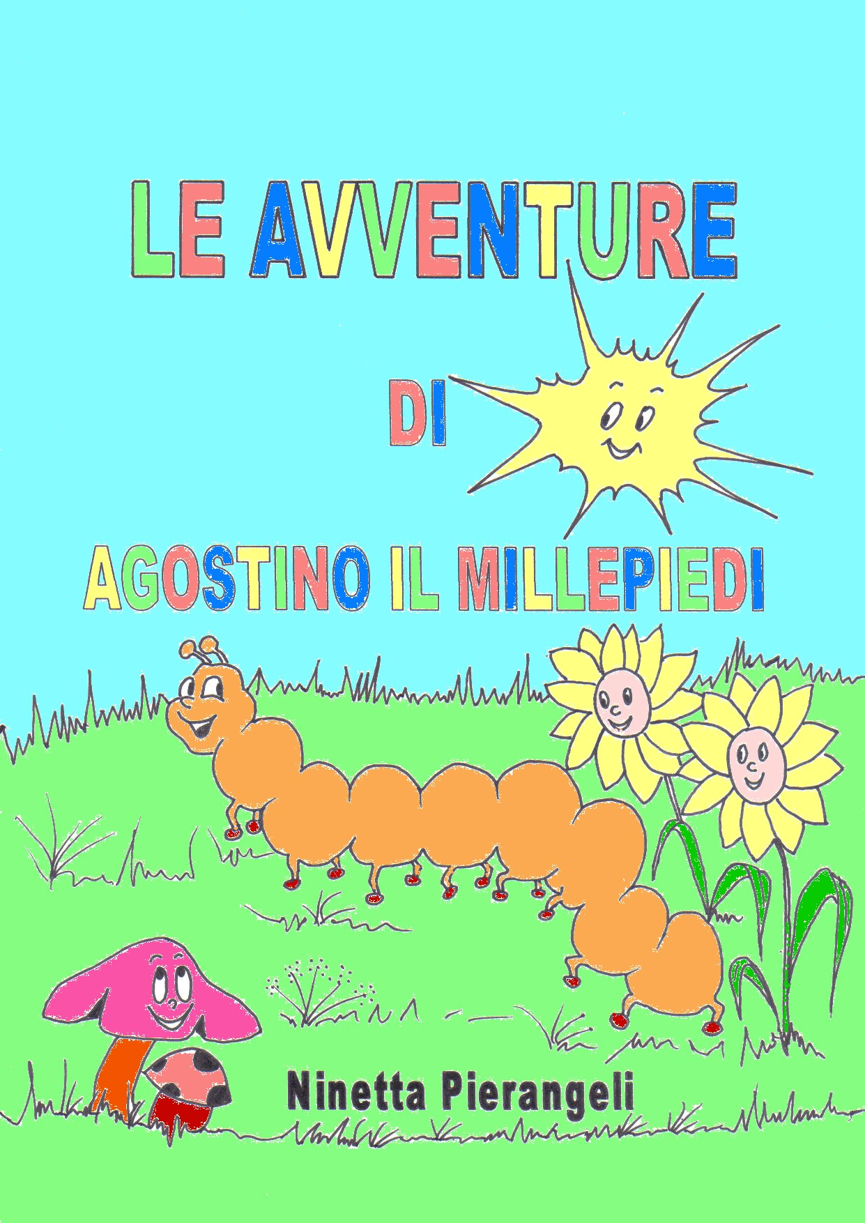 La avventure di Agostino il millepiedi