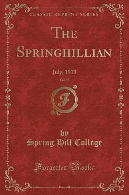The Springhillian, V...