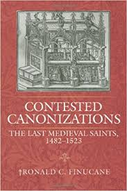 Contested Canonizations