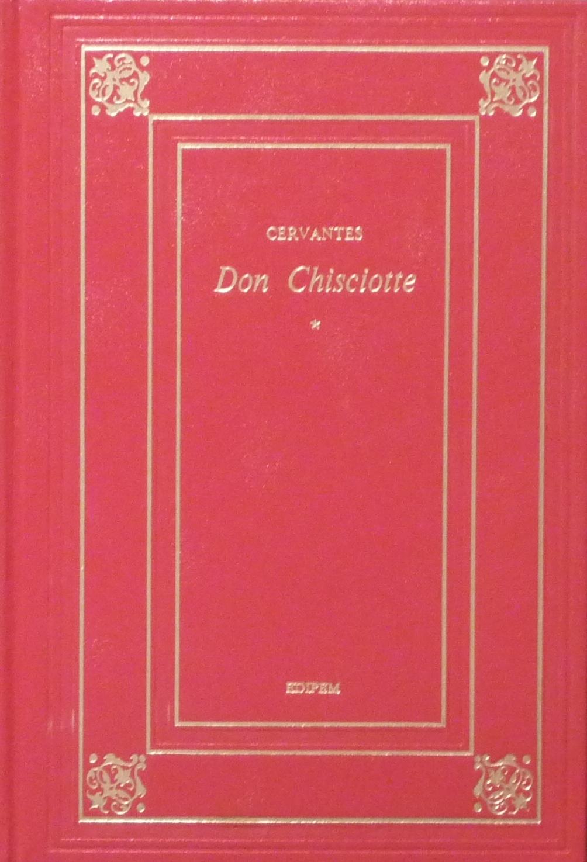 Don Chisciotte della Mancia (parte prima)