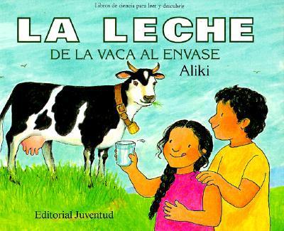 La leche de la vaca al envase / Milk From Cow to the Carton