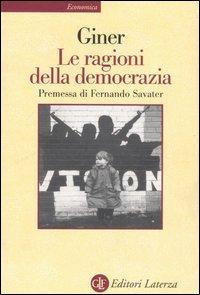 Le ragioni della democrazia