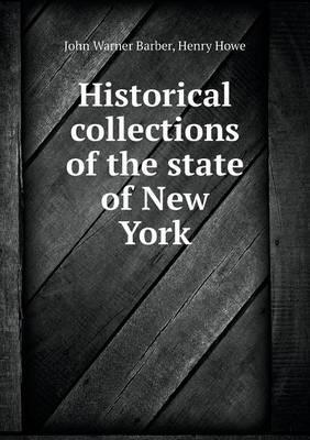 Historical Collections of the State of New York