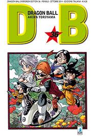 Dragon Ball Evergreen Edition vol. 36