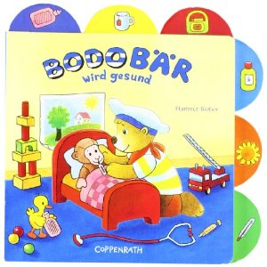 Bodo Bär wird gesund