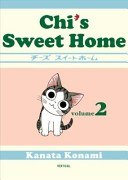 Chi's Sweet Home, Vo...