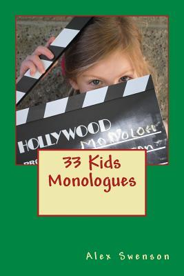 33 Kids Monologues