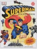 Superman Sticker Book