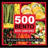 500 Bento Lunches