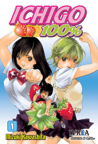 Ichigo 100% #1