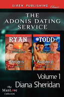 The Adonis Dating Service, Volume 1 [The Adonis Dating Service