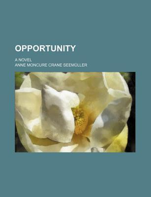 Opportunity; A Novel