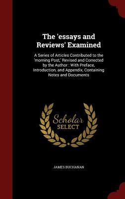 The 'Essays and Reviews' Examined