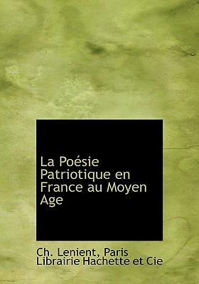 Posie Patriotique En France Au Moyen Age