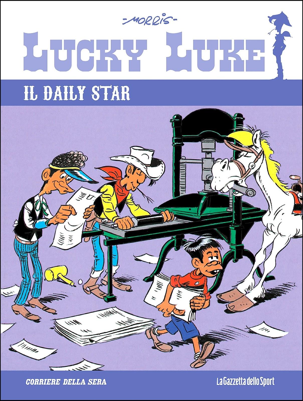 Lucky Luke Gold Edition n. 42