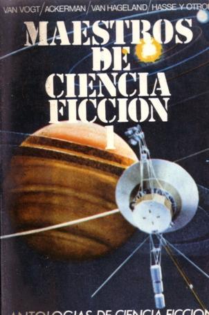Maestros de ciencia ficción 1