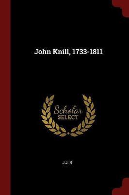John Knill, 1733-1811
