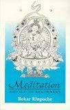 Meditation -  Advice to Beginners