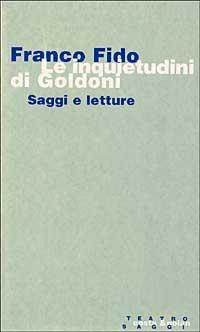 Le inquietudini di Goldoni