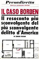 Il caso Borden