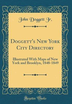 Doggett's New York City Directory