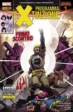 I nuovissimi X-Men n...