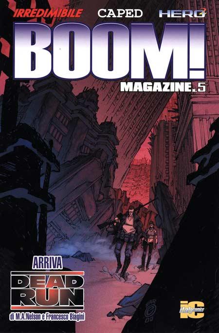 Boom! Magazine n.5