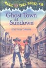 Ghost Town at Sundown
