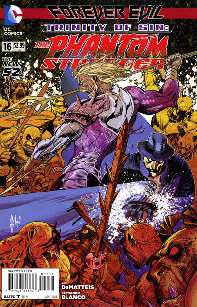 Trinity of Sin: Phantom Stranger Vol.4 #16