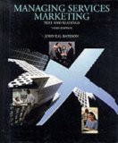 Managing Services Marketing