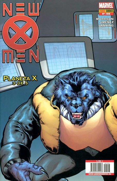 X-Men Vol.1 #106 (de 117)