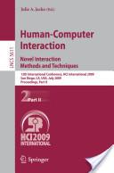 Human-computer interaction.