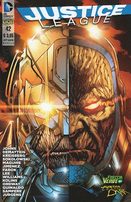 Justice League n. 42