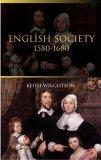 English Society, 1580-1680