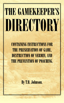 The gamekeeper's directory